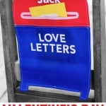 Valentine's Day Mailbox Free Pattern