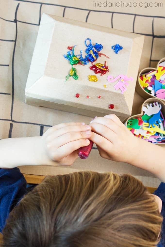 Planning An After School Craft Party - Painting