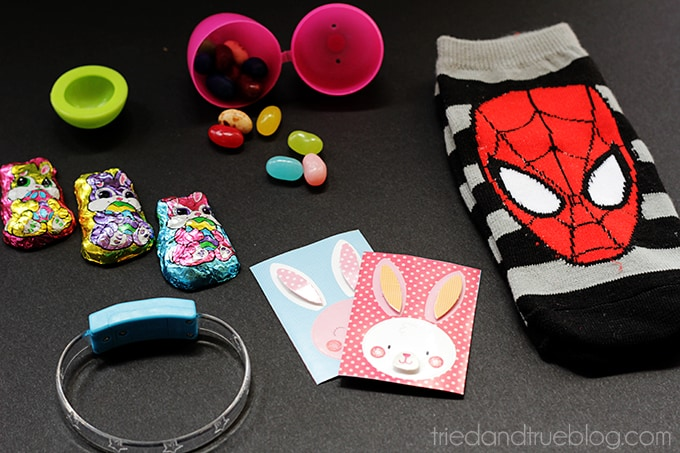 Easter Bunny Surprise Ball - Prizes