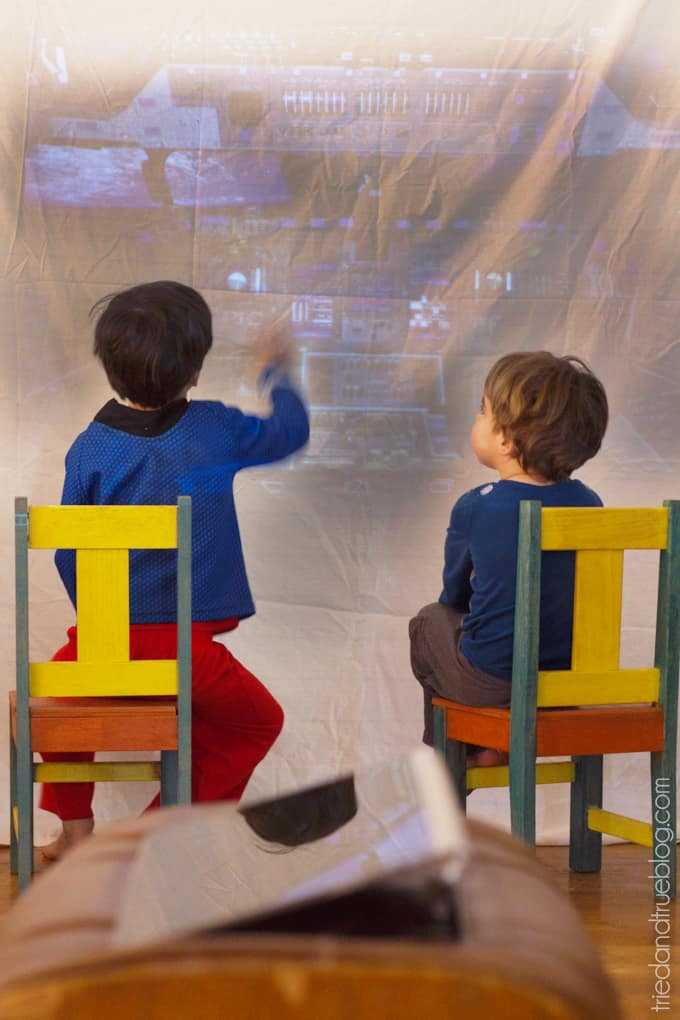 5 Fun Projector Activities for Kids - Console