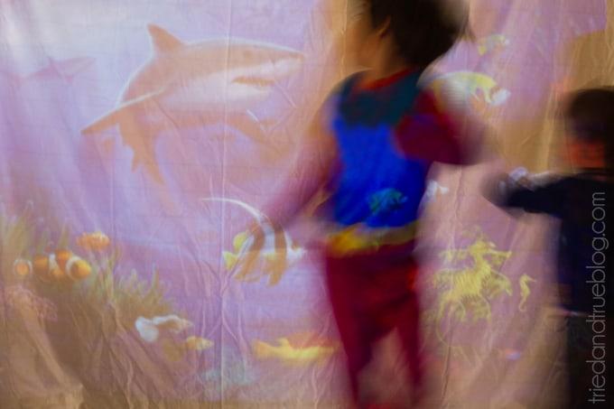 5 Fun Projector Activities for Kids - Imagination