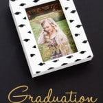 Graduation Announcement Keepsake Box
