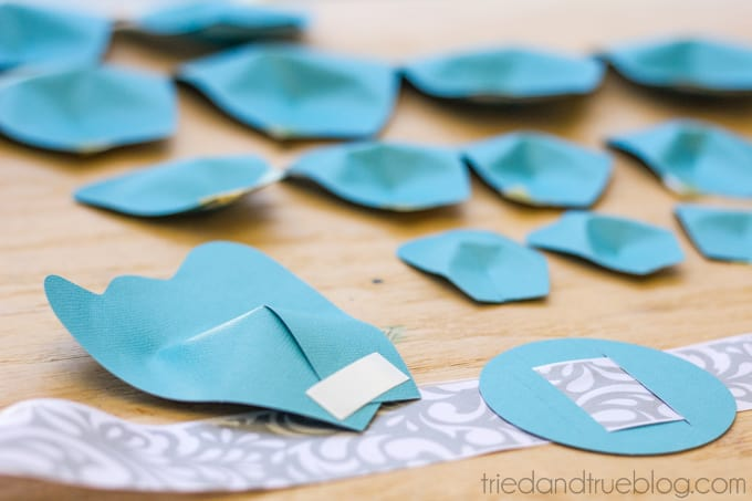 Best Wedding Gift Wrapping Ever! - Petals
