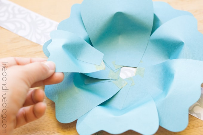 Best Wedding Gift Wrapping Ever! - Layers
