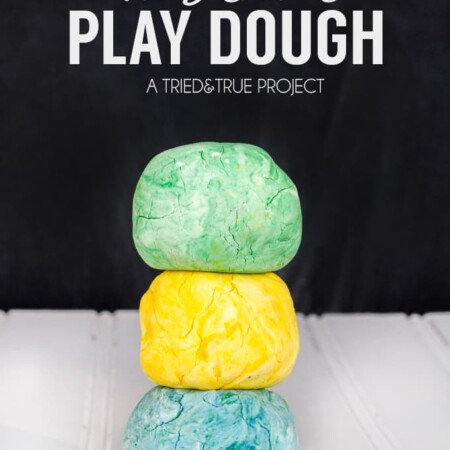 You and your kids are going to love how easy this Almost Instant Play Dough recipe is to make! Comes together in a matter of minutes and totally fun to play with!