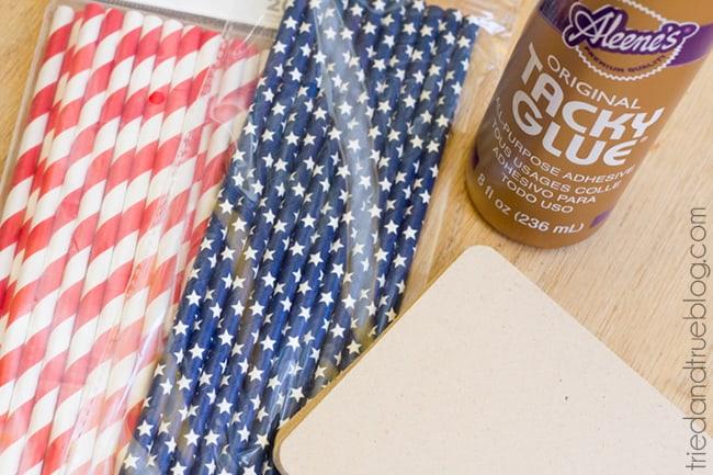 Patriotic-Straw-Coasters-1