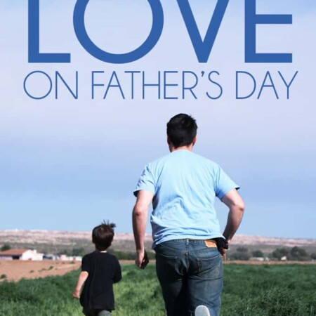 Letter of Love on Father's Day - Sometimes life gets so busy we forget to tell people what a great job they're doing. Here's to a job well done, Fathers!