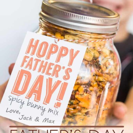 Spicy Bunny Mix - Perfect for Father's Day