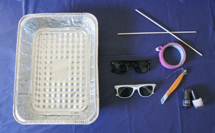 marbled sunglasses supplies