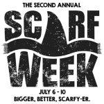 Scarf Week 2015