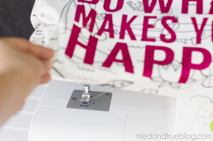 Easy Sewing Machine Cover - Protect