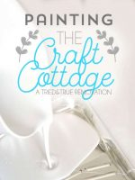 Painting The Craft Cottage