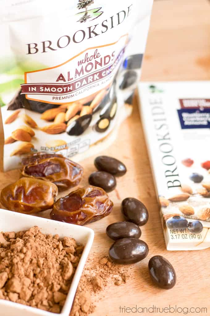 Quick & Easy Fudge - Ingredients