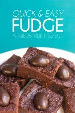 Quick & Easy Fudge