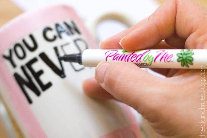Handmade Mug Gifts - Pen