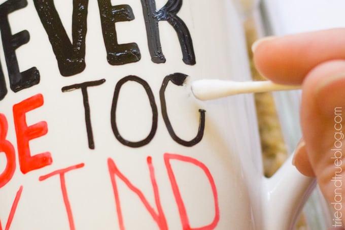 Handmade Mug Gifts - Mistake