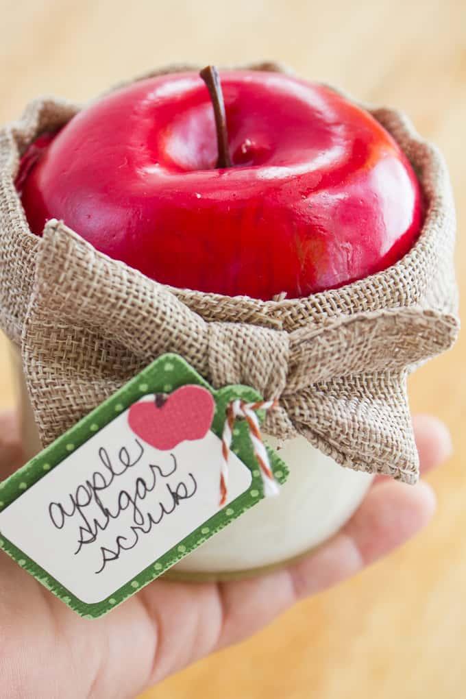 Apple Sugar Scrub - Gift