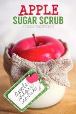 Apple Sugar Scrub Gift