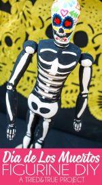 Dia de Los Muertos Figurine DIY