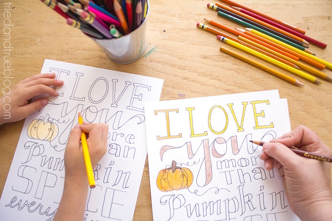 More Than Pumpkin Free Coloring Page - Quality