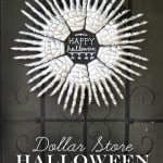 Skeleton Hands Halloween Wreath