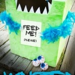 """""""Feed The Monster"""" Halloween Game"""