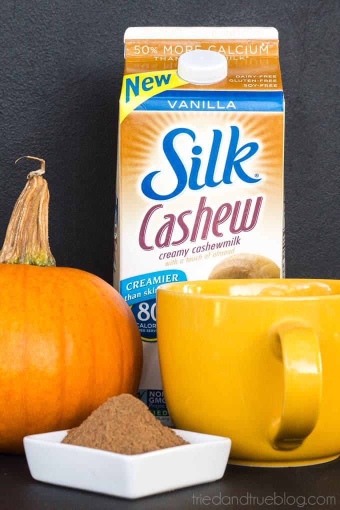 Caffeine-Free Pumpkin Spice Drink - Ingredients