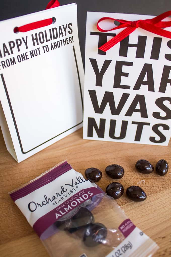 Holiday Nuts Quick & Easy Gift - Yum
