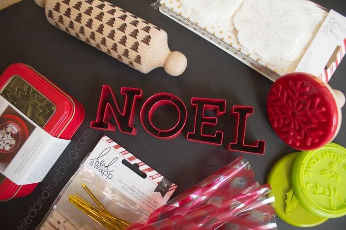 Peppermint Hot Chocolate Gift - Heidi Swapp