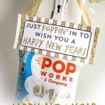 Easy Neighbor Gift for New Years