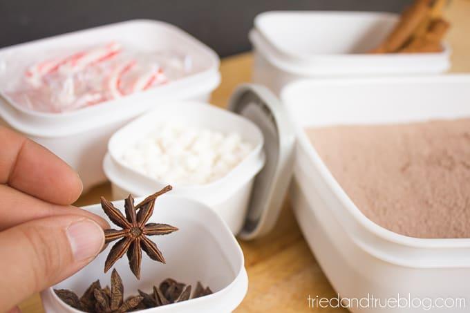 Easy Hot Chocolate Kit Gift - Star Anise