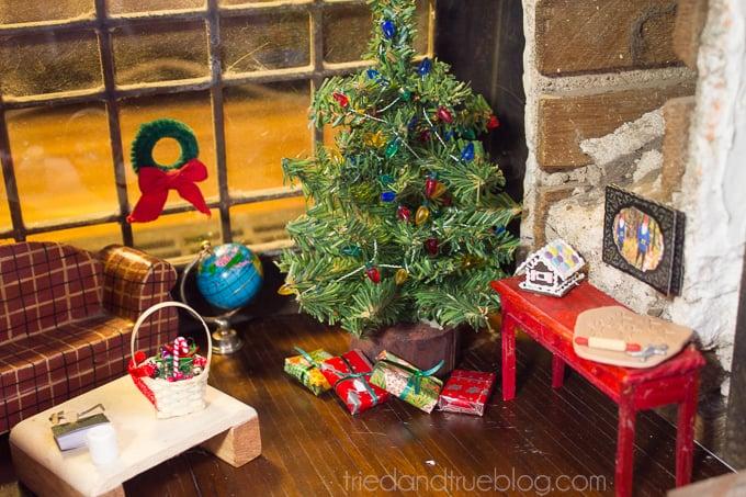 How To Make A Gnome Home - Christmas