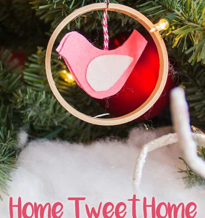 Home Tweet Home Christmas Tree