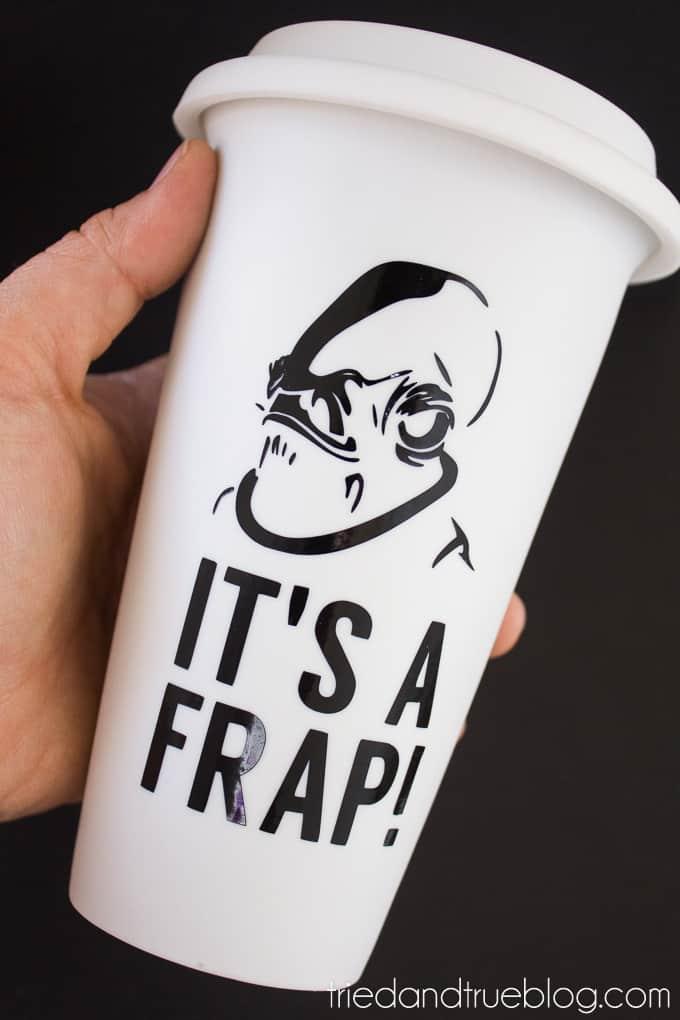 It's A Frap Star Wars Travel Mug - Drink
