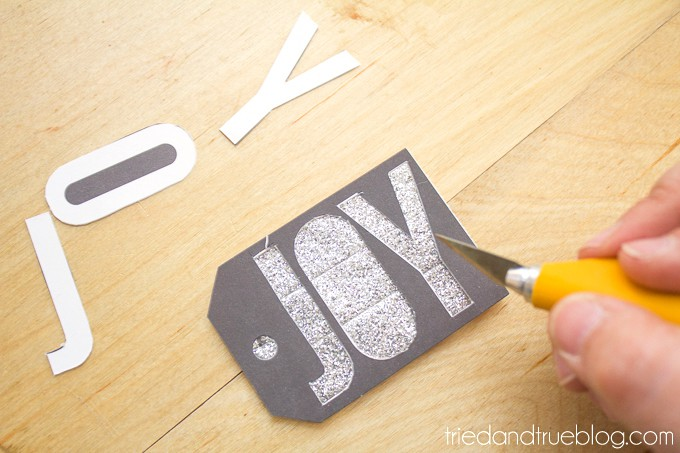 Super Easy Washi Tape Gift Wrapping - Cut