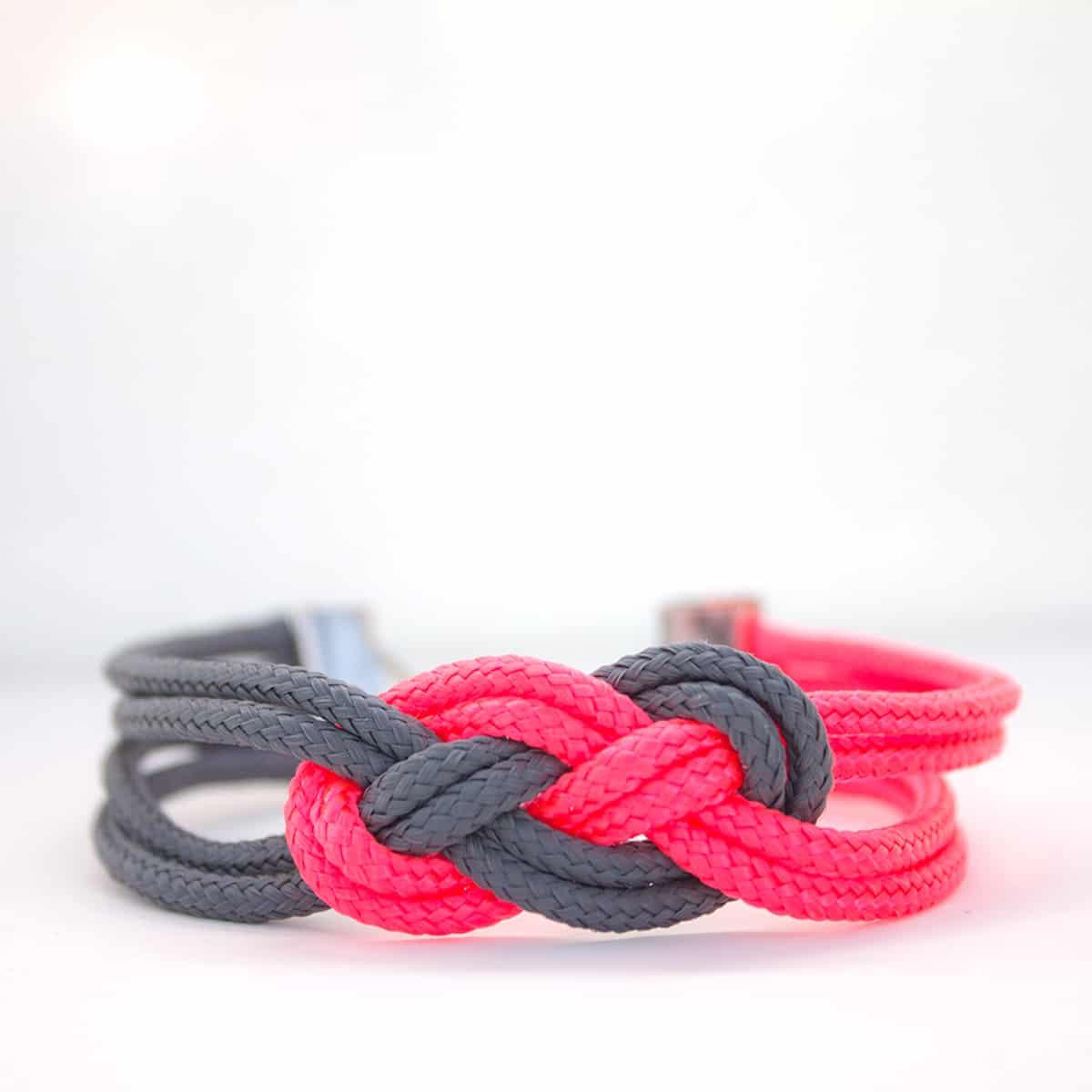 Super Easy Sailor Knot Bracelet For Valentine S Day Tried True Creative
