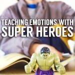 Teaching Emotions With LEGO® Super Heroes!