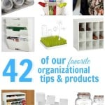 40+ Ways To Organize Everything In Your Home!