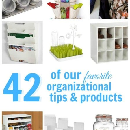 40+ Ways To Organize Everything In Your House!