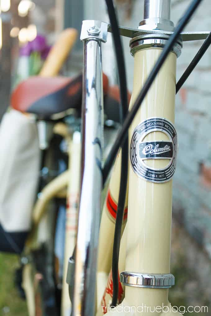 DIY Bike Panniers - Labels