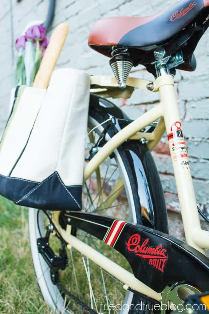 DIY Bike Panniers - Secure