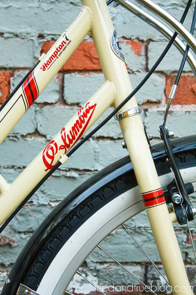 DIY Bike Panniers - Columbia