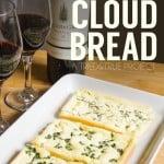 Three Herb Cloud Bread Appetizer