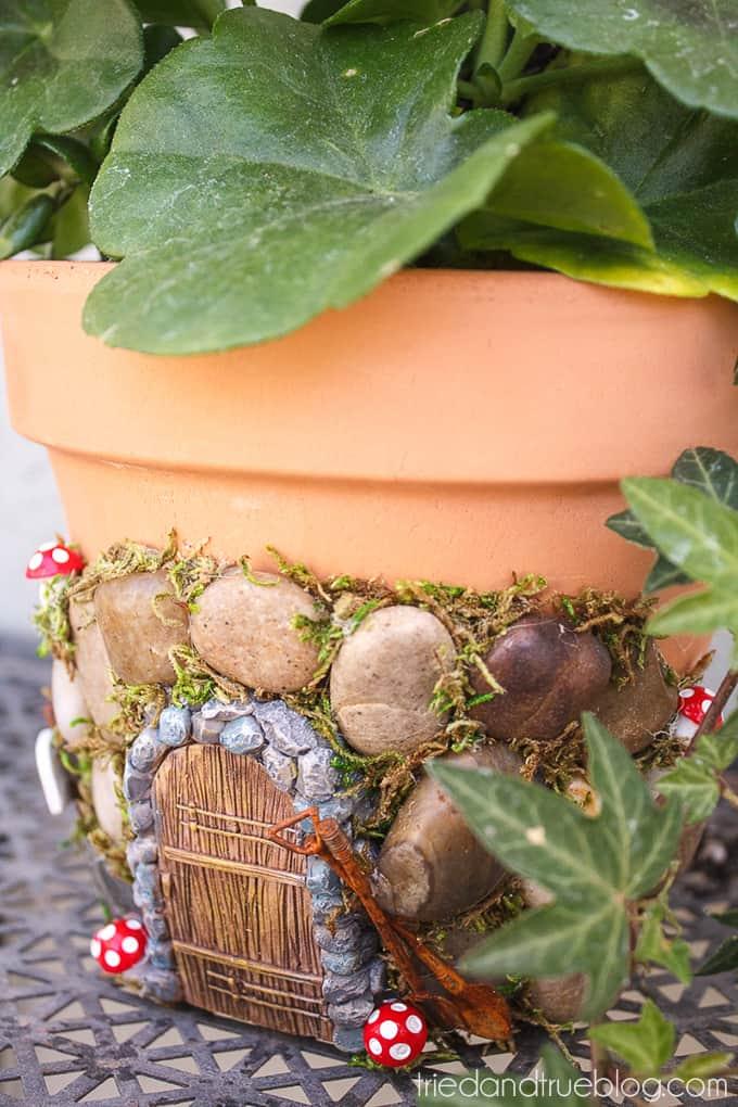 Magical Fairy Garden Planter - 2