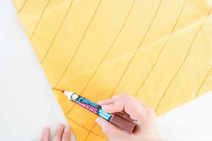 Creative Pineapple Hostess Gift - Towel