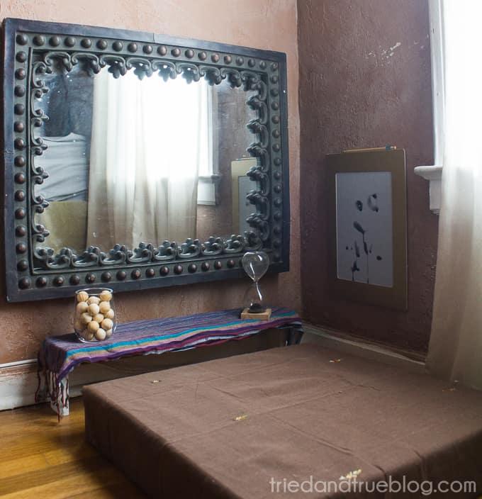 Kid-Friendly Meditation Corner - After