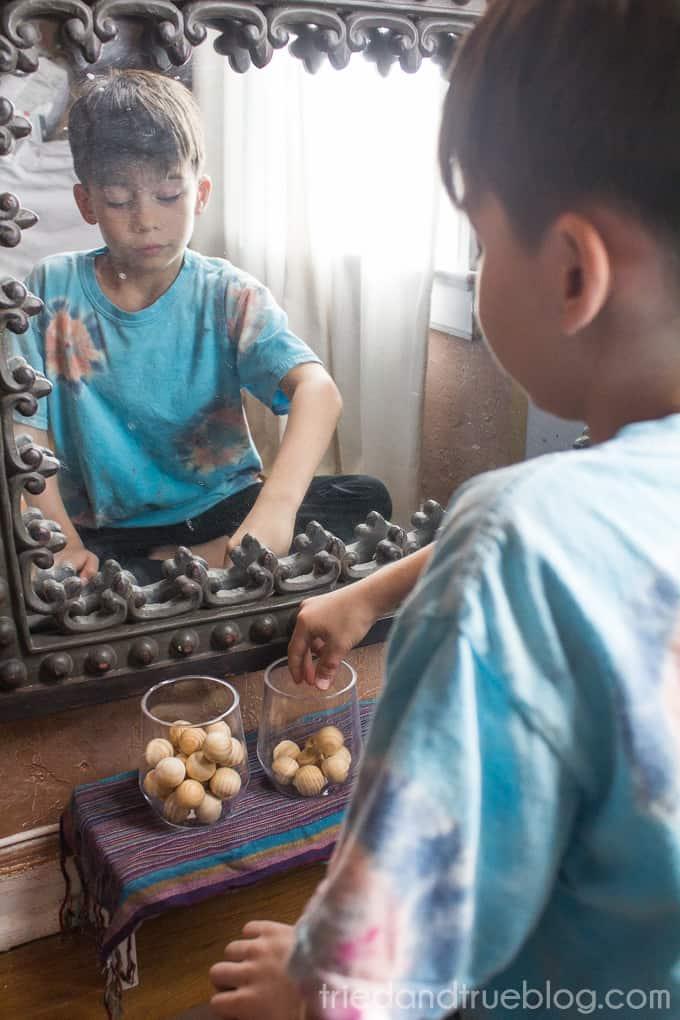 Kid-Friendly Meditation Corner - Exercise