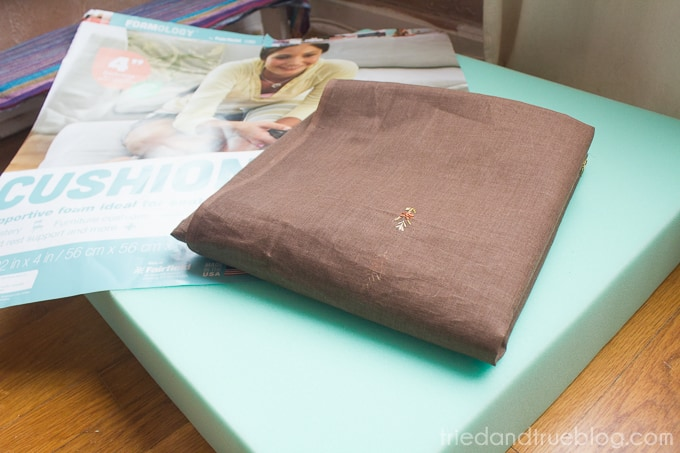 Kid-Friendly Meditation Corner - Cushion