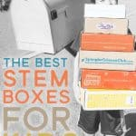 The Best STEM Subscription Boxes for Kids!