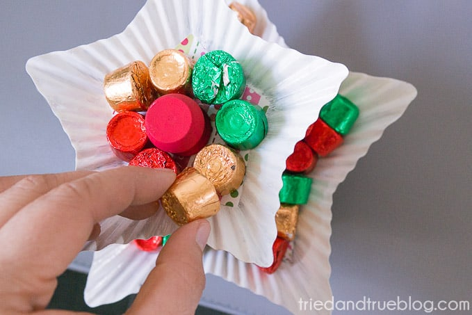 Handmade Holiday Candy Dish - Eat